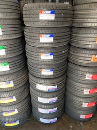 """[TL_HIDDEN] 5R17"""" SET OF 4 TIRES ON SALE WE CARRY ALL MAJOR BRANDS AND SIZE WE FINANCE NO CREDIT NEEDED  Danville, 94526"""