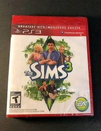 The Sims 3 PS3 game  Brooklyn, 11208