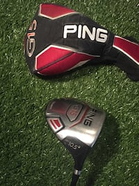 Ping G15 Driver Silver Spring, 20906