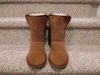 NEW Women's Size 10 BOOTS Leather w/Lining Woodbridge, 22193