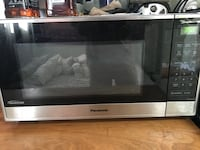 stainless steel and black microwave oven Los Angeles, 91344