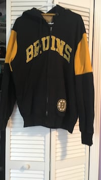 Bruins hoodie XL nice condition