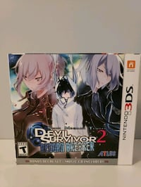 Devil Survivor 2 3DS Richmond Hill, L4S