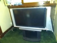 black and gray flat screen TV Youngstown, 44507