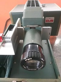Argus 300 automatic slide projector Waldorf