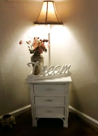 Small table  with decor