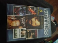 three assorted DVD movie cases Crosby, 77532