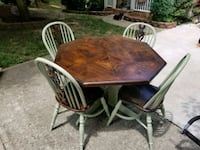 Perfect table for breakfast nook/eat in kitchen Raleigh, 27613