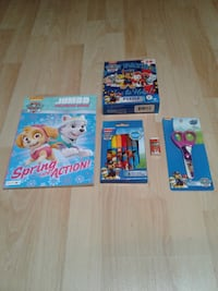 Paw Patrol Coloring Set B (perfect for Christmas) Surrey