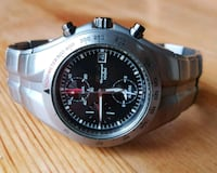 Seiko Titanium Chronograph watch- with Alarm Vancouver, V5N