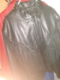 UNIK fringe, ginuine Leather jacket Dallas, 75231
