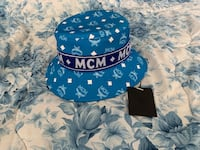 Brand new MCM nylon bucket hat Vaughan, L4L 3R2
