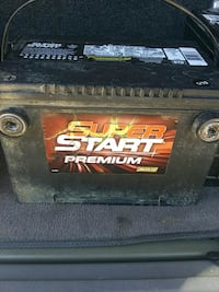 Car batterys
