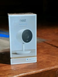 Nest Cam IQ wireless indoor 1 sercuity Clinton, 20735