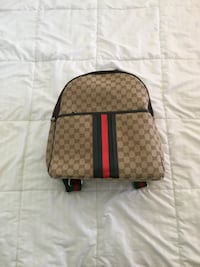 Gucci Backpack 10/10 condition Surrey, V3X 2N7