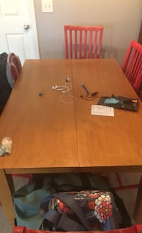 Dining room table(table only); kitchen table