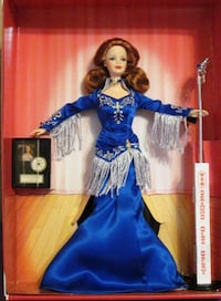 """Barbie 1998 Grand Ole Opry Collection Rising Star 2nd in Series # 17864 """"NRFB"""" Lake Elsinore"""