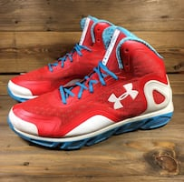 UNDER ARMOUR SPINE BIONIC BASKETBALL Shoes men's size 17