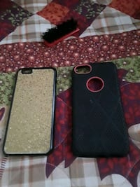 2 iPhone 6 or 6s cases  West Allis, 53214