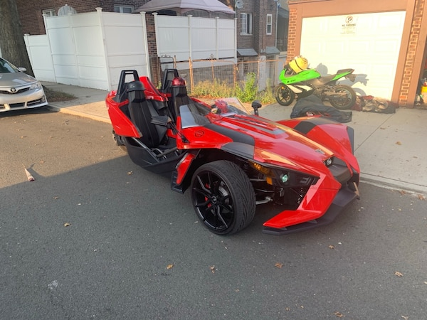 2016 Polaris Slingshot >> Used 2016 Polaris Slingshot For Sale Letgo