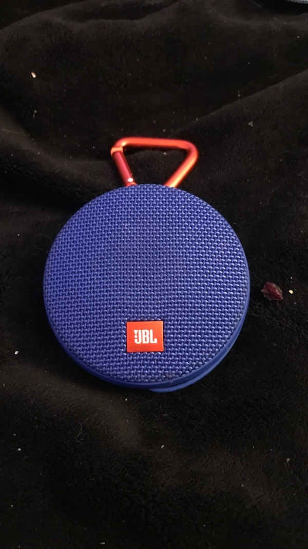 bcde2343ed7 Used Blue jbl portable bluetooth speaker clip 2 for sale in Salt Lake City  - letgo