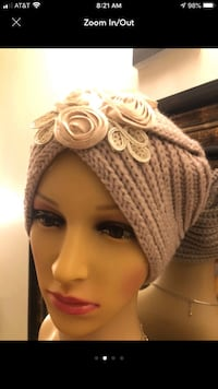 Hat full coverage 1920s style with flowere  Alexandria, 22306