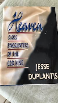 Book-Heaven-Close Encounters of the God Kind by Jesse Duplantis Mobile, 36695