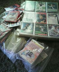 assorted trading cards with boxes Ashland, 44805