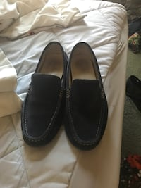 Blue suede Cole Haan loafers - 9.5  Oakland, 94607