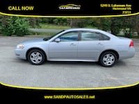 Used 2011 Chevrolet Impala for sale Richmond