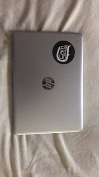Brand new not used hp laptop, price negotiable.