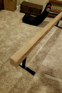 Like new balance beam. Original cost $200 Frederick, 21703