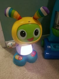 Fisher-Price dancing toy  3664 km
