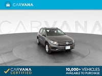 2015 VW *Volkswagen* *Tiguan* 2.0T S Sport Utility 4D suv Silver Fort Myers
