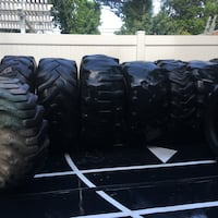 CrossFit Tires for work out  Los Angeles, 91343