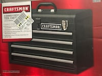 New in box Craftsman 4-Drawer Tool Chest