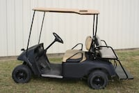 EZ GO TXT Golf Cart 2012 Black 48 Volt Krugerville, 76227
