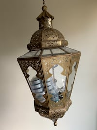 Handmade candle lamp with tea candles Silver Spring, 20910
