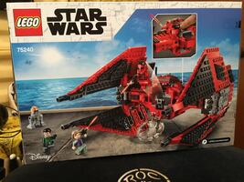 LEGO STAR WARS Major Vonreg's Tie-Fighter