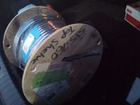 10/4 300 volt electric wire 250 feet its on a big roll