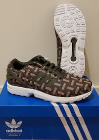 "Baskets ""Adidas"" zx flux pointure 41,5 Thionville, 57100"