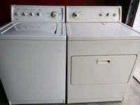 white washer and dryer set Modesto, 95350