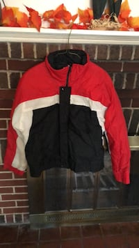 Mens winter ski  jacket size med  417 mi