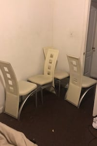 Chairs set of 4 used Houston, 77027