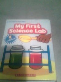 My first science lab St. John's, A1S 1L7