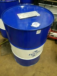 Oil Drum 55 gallon ,208 Liter empty