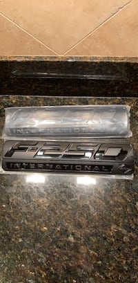 Custom F250 blacked out badges Chandler, 85226