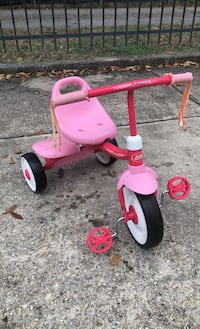 Tricycle for little girl