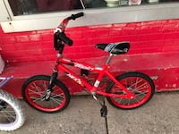 toddler's red and black bicycle Wyoming, 49519