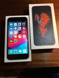 iPhone 6S 64GB 7825 km